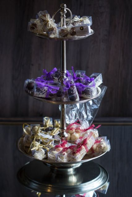 Chocolates gifts and favours