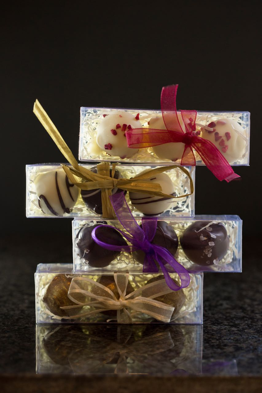 Handmade Chocolates Leicestershire