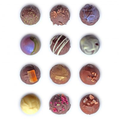 Nenette Chocolates Chocolatiers-Assorted-Chocolate-Selection