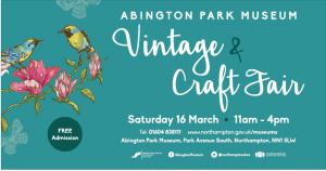 Abington Park Museum Vintage & Craft fair