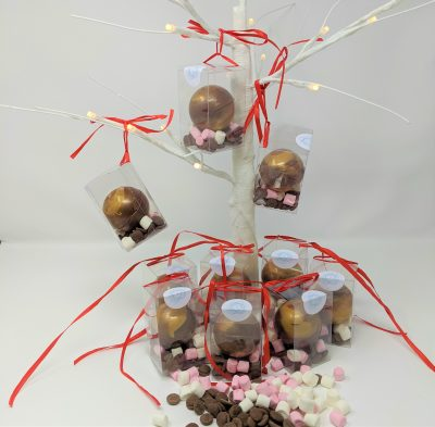 Christmas Hot Chocolate Baubles