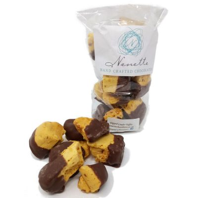 Nenette Chocolates Cinder Toffee