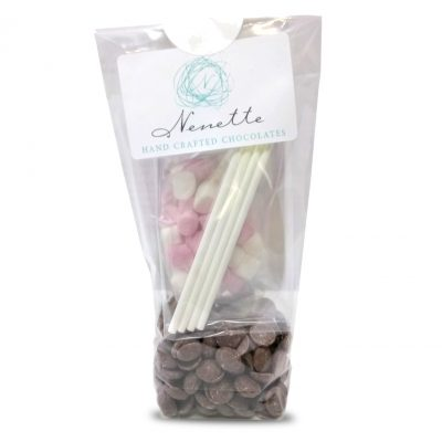 marshmallow lollipop kit