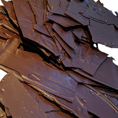 Handmade Chocolate Shards