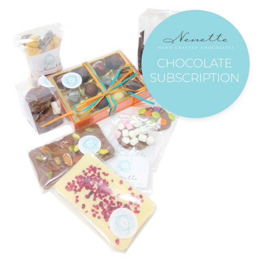 chocolate subscription service gourmet