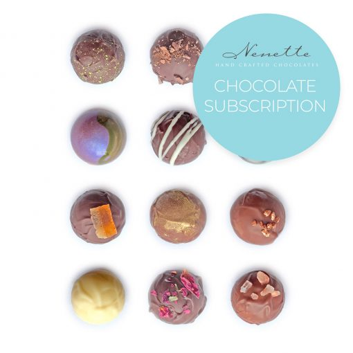chocolate subscription service selection